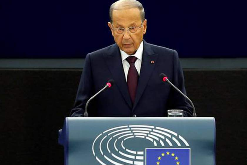 Photo of Lebanon's Aoun urges more efforts to repatriate Syrian refugees