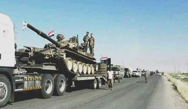 Photo of Syria in Last 24 Hours: Army Sends Massive Military Convoys, Equipment to Hama, Idlib for Imminent Operations