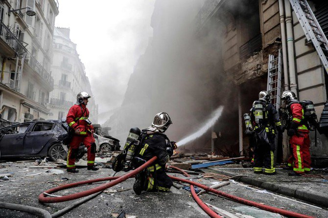 Photo of Several injured in central Paris bakery explosion