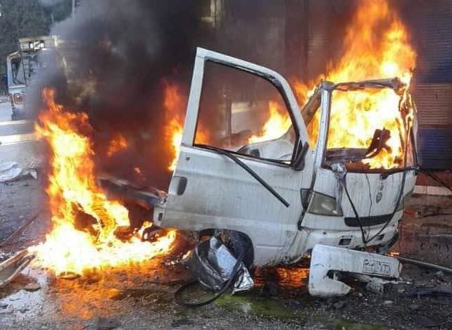 Photo of Car bomb explodes in Assad's Syria stronghold Latakia