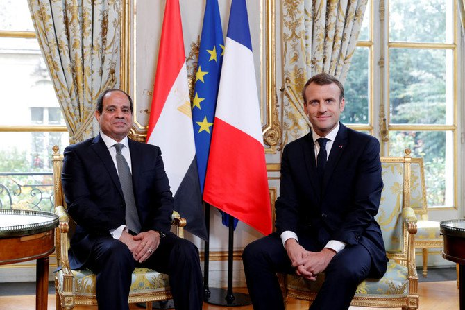 Photo of French president heads to Egypt on mission to reinforce ties
