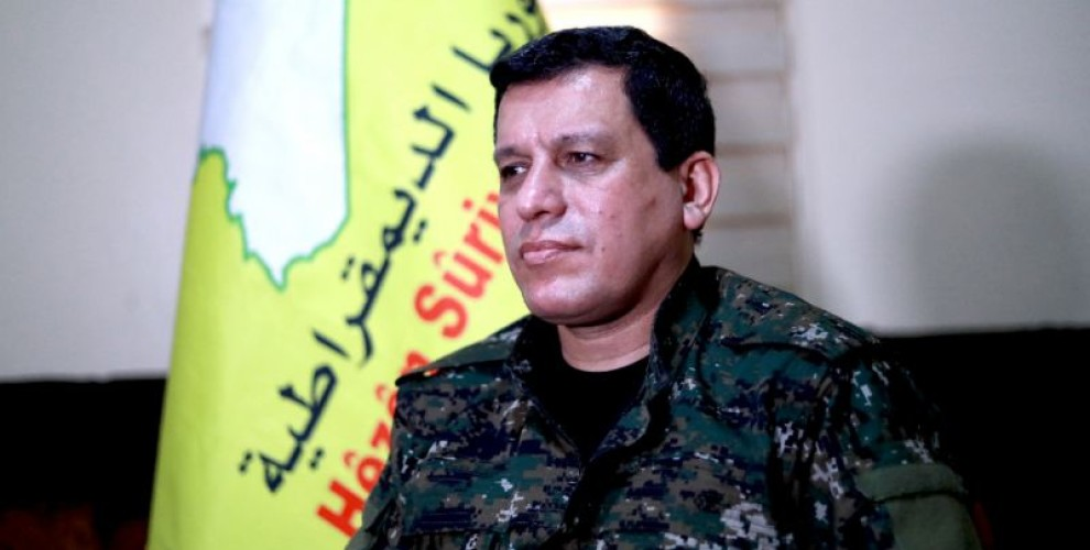 Photo of SDF Commander: Anti-IS forces must keep 'special status'