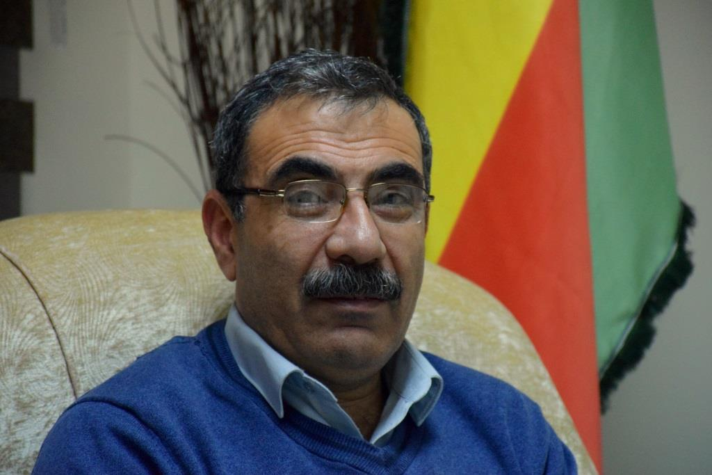 Photo of Aldar Khalil:We expect negotiations with Damascus to start soonThere are positive messages