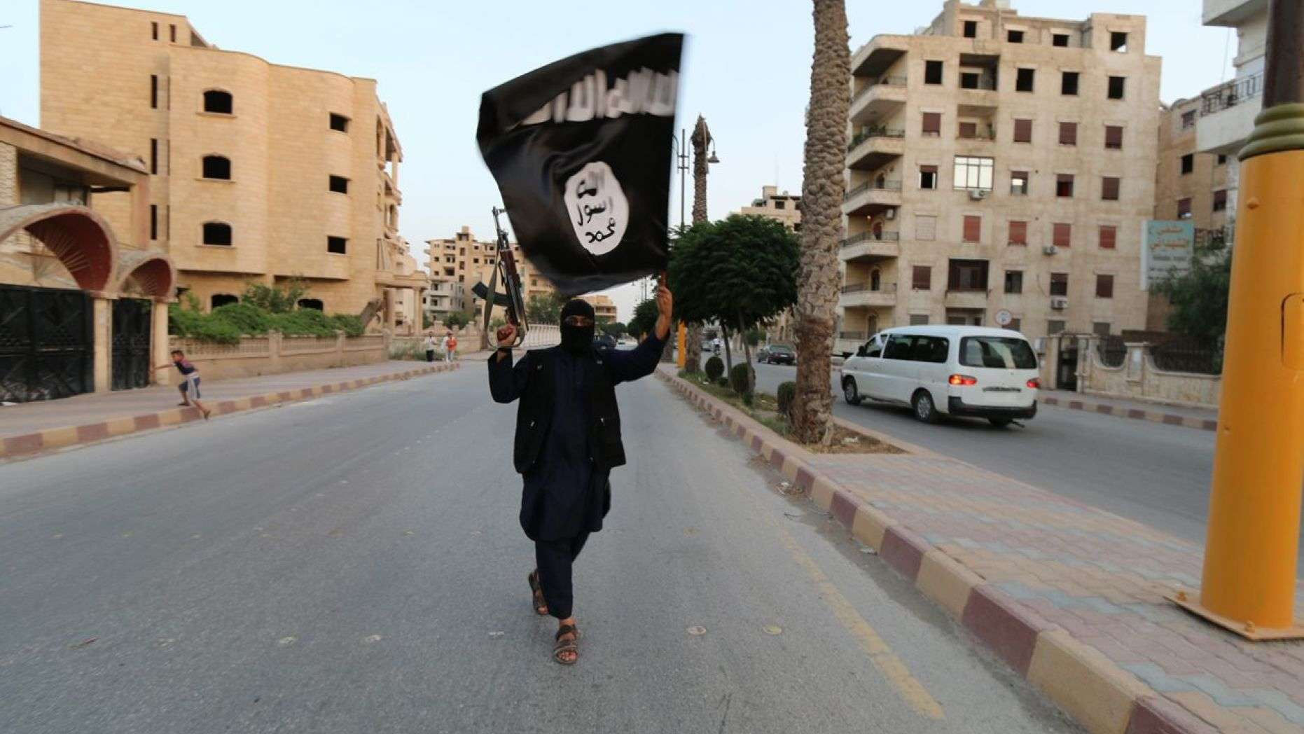 Photo of Washington Times: ISIS continues to be a threat in the Middle East