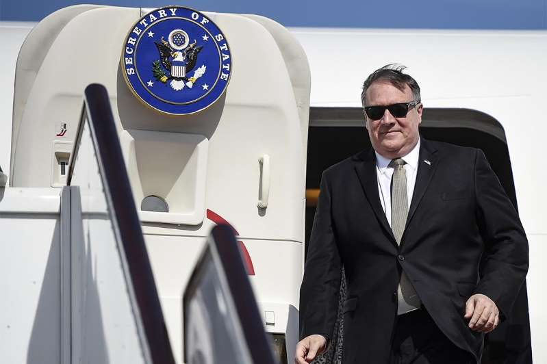 Photo of Pompeo: U.S. withdrawal from Syria 'incredibly clear'