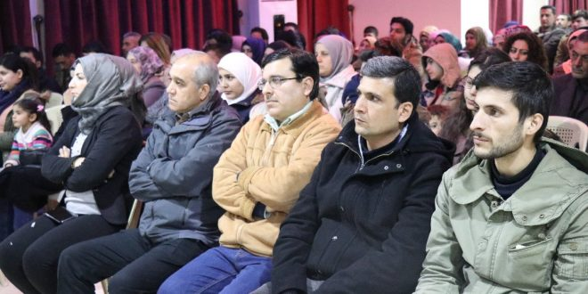 Photo of The Syrian Democratic National Alliance organizes a celebration with the participation of a delegation of SDC