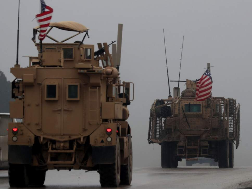 Photo of US troops begin leaving Syria as confusion reigns over withdrawal plan