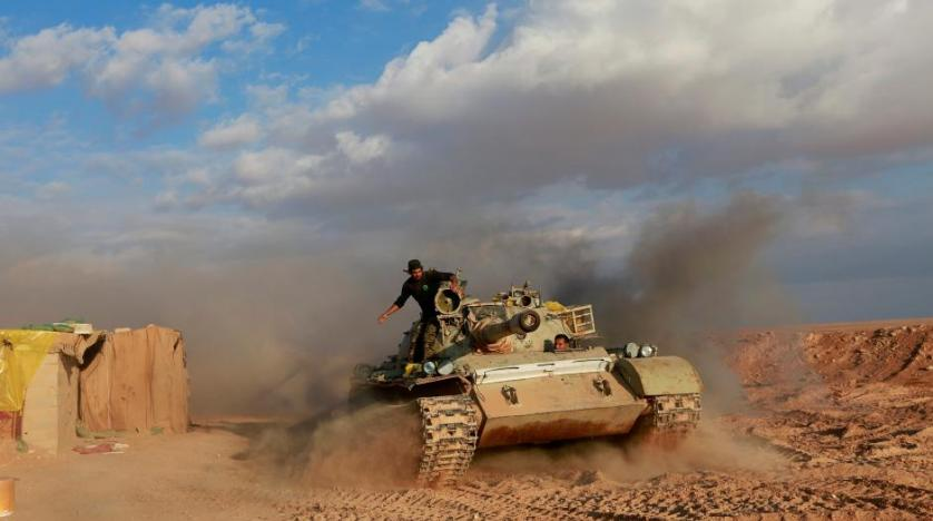 Photo of Rising Tensions Sweep Across Iraqi-Syrian Borders