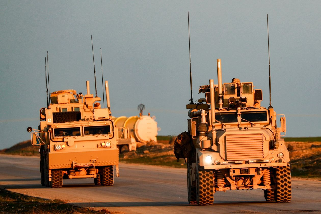 Photo of Turkey seeks heavy U.S. support in fight against ISIS