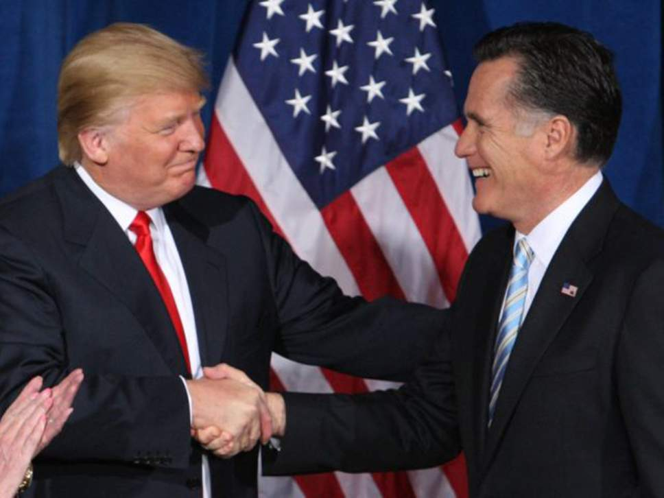 Photo of Mitt Romney criticises Trump's character in scathing attack op-ed