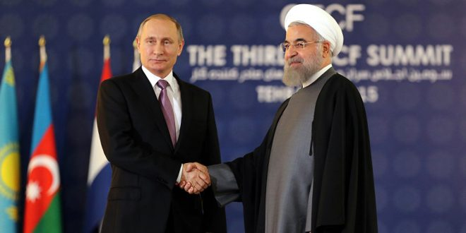 Photo of Putin thanks Iran for its efforts to resolve the Syrian crisis