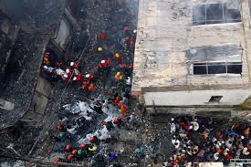 Photo of At least 70 killed in major Bangladesh blaze, toll likely to rise