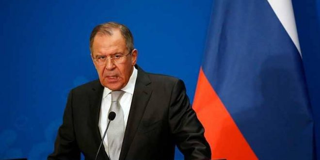 Photo of Lavrov to Turkey: The Kurds of Syria are not classified on the Russian terrorist lists .. We are working to deploy Russian police on the Turkish border