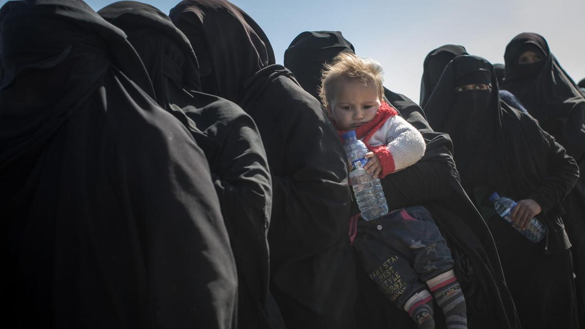 Photo of Thousands of children living under ISIS rule are traumatised, says British charity