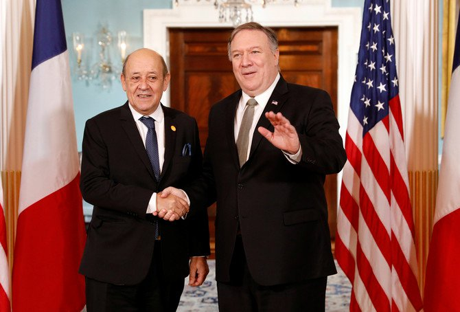 Photo of Pompeo reassures allies of US commitments in Syria, Iraq