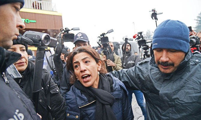 Photo of Turkey bans rally for Kurdish MP on hunger strike