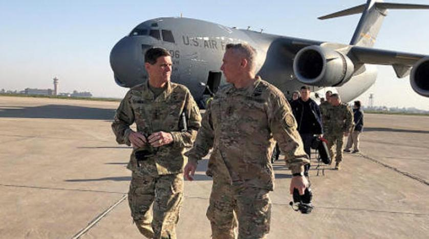Photo of Votel in Iraq to Discuss Long-Term ISIS Threat