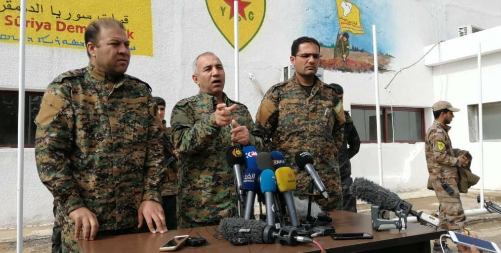 Photo of SDF Commander: We will give the good news soon