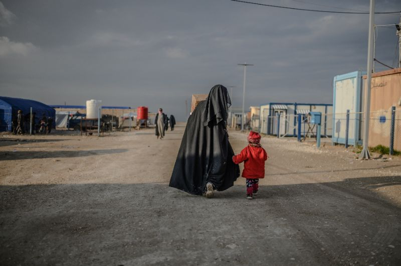Photo of In Syria camp, French children languish in limbo