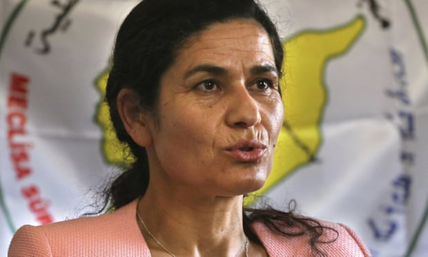 Photo of Syrian Kurdish leader: border force needed to protect us from Turkey