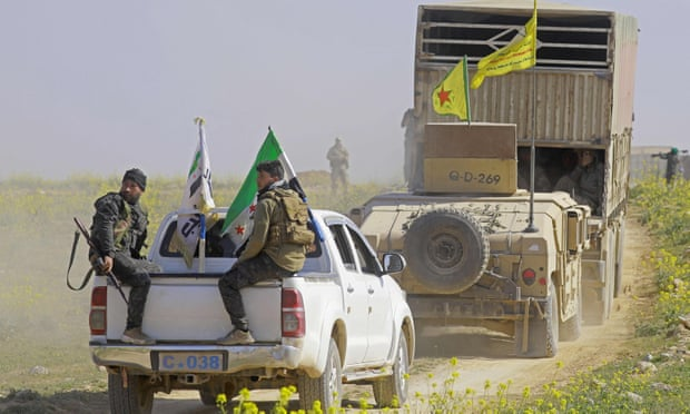 Photo of Syria's Kurds deserve international protection