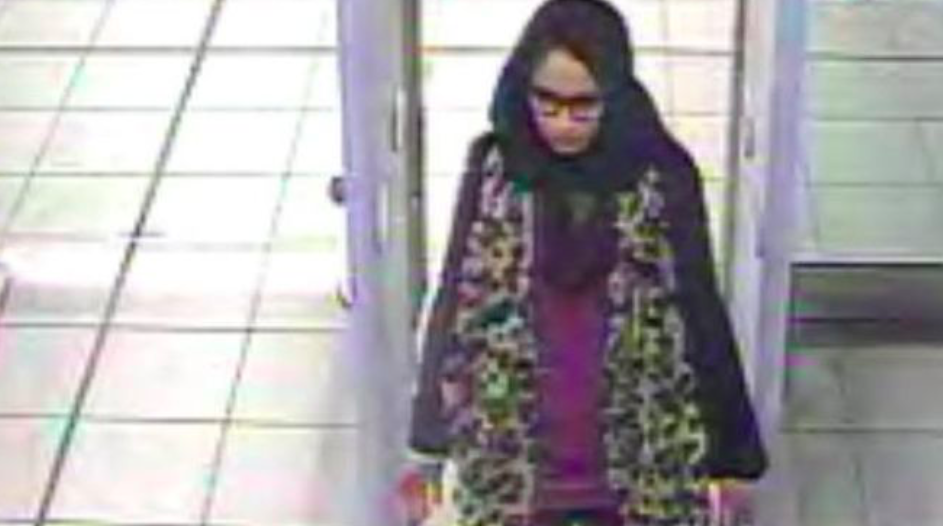 Photo of 'I don't regret it': Pregnant British schoolgirl who fled London to join Islamic State wants to return to UK
