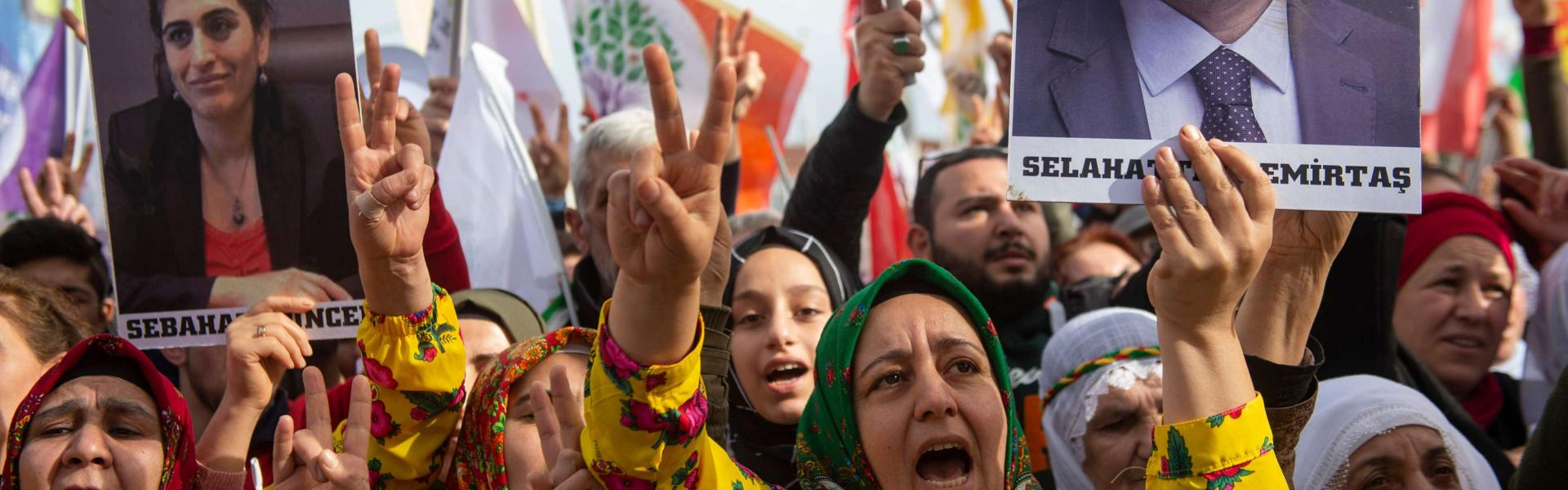 Photo of Pro-Kurdish HDP nabs top spot in southeastern Turkey – election survey