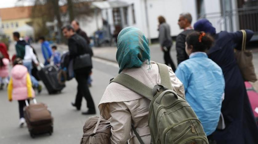 Photo of Germany Financially Assisted 437 Syrian Refugees to Return Home