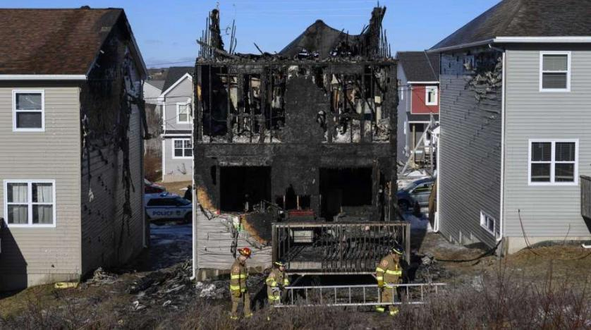 Photo of 7 Syrian Refugee Children Die in Canadian House Fire