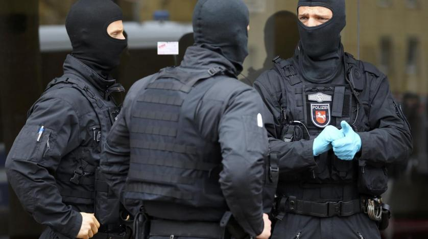 Photo of Germany Arrests 2 Syrian Ex-Intelligence Service Members