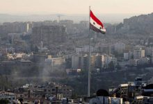 "Photo of The Syrian government removes isolation from the town of ""Ain Minin"" in Damascus countryside"