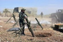 Photo of The Syrian army again bombs the countryside of Idlib and Aleppo