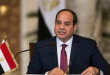 Photo of The Egyptian President affirms his country's rejection of Turkish intervention in Libya