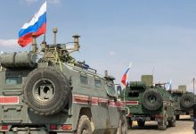 Photo of Russia and Turkey conduct a joint patrol east of Kobane