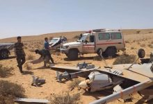 Photo of The Libyan army shot down two Turkish march planes and destroyed the ammunition depot