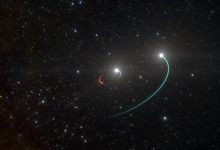 Photo of ESO instrument finds closest black hole to Earth
