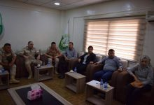 "Photo of Details of what happened at the self-management meeting and the Russian delegation in ""Qamishlo"" about deployment in Derek villages"