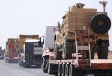 Photo of The international coalition is bringing massive military reinforcements to its deployment sites in northeastern Syria