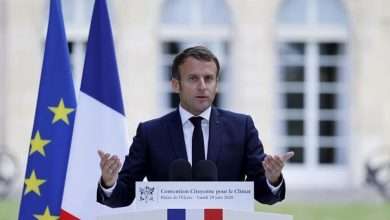 "Photo of The French President condemns the ""criminal"" military intervention of Turkey in Libya"