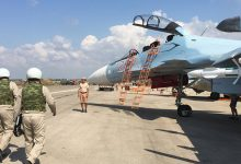 """Photo of In preparation for the major battle of Idlib .. Russian planes arrive to """"Hmeimim"""""""