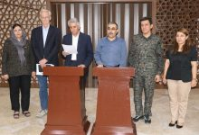 Photo of The Kurdish National Unity Parties and ENKS announce that they are reached a common political vision