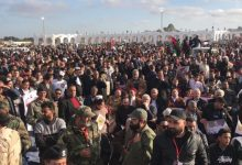 Photo of Demonstrations in the Libyan city of Benghazi ..in protest against Turkish interference in the country