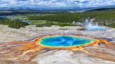 Photo of Discovery of ancient super-eruptions indicates the Yellowstone hotspot may be waning