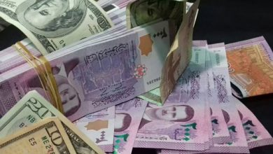 "Photo of The rapid collapse … the prospective US ""Caesar"" law destroying the Syrian pound"