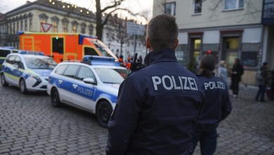 Photo of 19 properties were raided to hunt down those involved in supporting terrorism in Germany