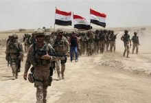 """Photo of Launching a military operation north of Baghdad to chase the remnants of """"ISIS"""""""