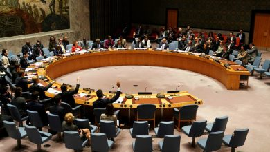 Photo of The Security Council rejects a Russian draft resolution on Syria