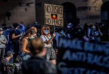 Photo of Floyd's curse is continues .. demonstrations in Australian against racism