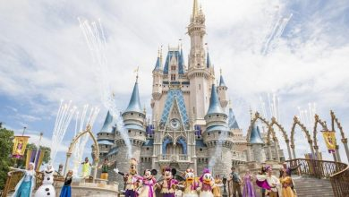 Photo of Walt Disney opens its doors again in Florida, USA