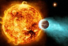 Photo of A newfound exoplanet may be the exposed core of a gas giant